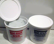 Magic Sculpt 0.5kg. Epoxy Clay - Natural