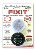 Fixit 0.1kg. Epoxy Clay White