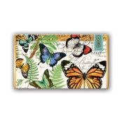 Michel Design Works Butterfly Matchbox 50 Count