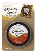 DecoArt Metallic Lustre Wax, 30ml, Copper Kettle