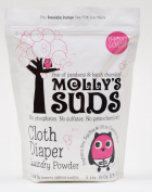 Molly's Suds Cloth Nappy Natural Laundry Powder, 64 Loads