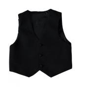 Spring Notion Baby Toddler Formal Black Dress Suit Set