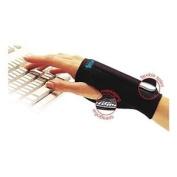 Wrist Wrap, Black, Lycra, M