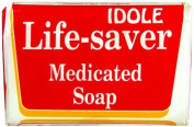 Idole Exfoliating Soap - Life Saver/Medium 130ml