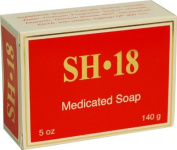 Sh-18 Medicated Soap (Red) 140G 150ml