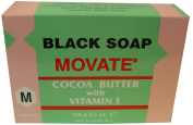 Movate Lightening Soap - Black 100ml
