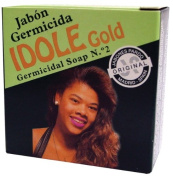 Idole Exfoliating Soap - Gold 100ml
