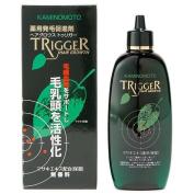 Kaminomoto Japan Trigger Hair Growth Medicated Tonic 180ml