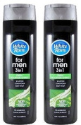 White Rain 3-in-1 for Men Fresh Mountain Spring - 440ml