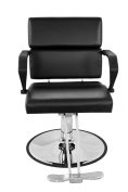 Exacme Classic Hydraulic Barber Chair Salon Beauty Spa Shampoo Black 8816