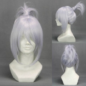 Sunny-business Anime Final Fantasy Silver White of Cosplay Wig