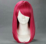 Sunny-business Anime Long Magi Party Rose Red of Cosplay Wig