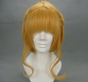 Sunny-business Anime Short Umineko When They Cry of Cosplay Wig