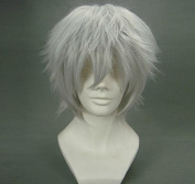 Sunny-business Anime Short Naruto Party Dance of Cosplay Wig