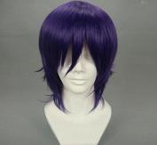 Sunny-business Anime Purple Gintama Naruto of Cosplay Wig