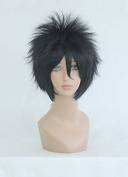 Sunny-business Anime Black Short Naruto Uchiha Sasuke of Cosplay Wig