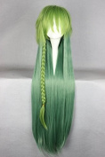 Sunny-business Anime Long Straight Party Pigtail of Cosplay Wig