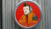 Cosmonaut Pomade - Cruelty-free, Petroleum-Free HairstylCosmonaut Pomade - Cruelty-free, Petroleum-Free Hairstyling Pomade - 60ml - By LamarSoaping pomade - 60ml - by lamar soap
