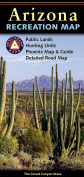 Benchmark Arizona Recreation Map