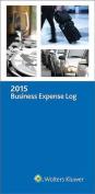 Business Expense Log, 2015