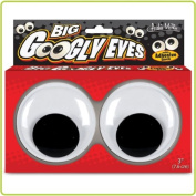 Accoutrements Big Googly Eyes