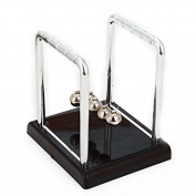 Lightweight Newton's Cradle Steel Balance Balls Desk Top Pendulum