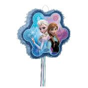 Disney Frozen Snowflake Piñata, Pull String