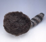 Adult Coonskin Daniel Boone Mountain Man Hat