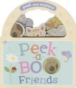 Peek-A-Boo Friends (Little Learners) [Board book]