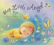 Sleep Little Angel (Mwb Lapboards) [Board book]