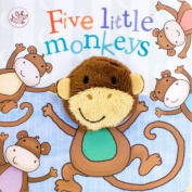 Five Little Monkeys [Board Book]