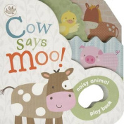 Cow Says Moo! (Little Learners) [Board book]