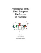 Proceedings of the Sixth European Conference on Planning