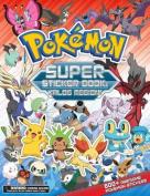 Pokemon Super Sticker Book