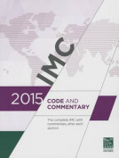 2015 International Mechanical Code Commentary
