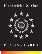 Fredericks and Mae Playing Cards
