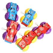 Somersault Bounce Cars Clockwork Toys