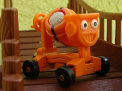 New Vehicle In The Bob The Builder Take Along Series -dizzy