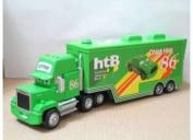 Pixar Cars 2 Mack Chick Hicks Truck Hauler # 86