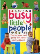 Busy Little People [Board book]