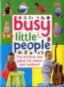 Busy Little People [Board book]