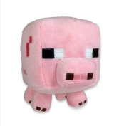 Minecraft Plush Toy Minecraftpig Plush Piggy Stuffed Toys *good Quality*7 Inchhigh Material Same Day Shipping