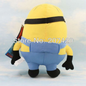 """Despicable Me Movie Minion Jorge Plush Toy 10 Inch """" 25cm Minion With Tags,"""