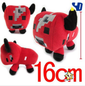 Minecraft Plush Toy Minecraftmushroomplush Cow Stuffed Toys6 Inch / 16cm