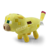 Minecraft Plush Toy Minecraft Baby Ocelot Plushsame Day Shipping