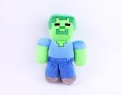 Minecraftplush Minecraft Zombie Plush 28cm  Stuffed Toys