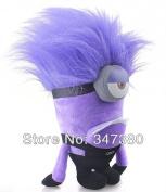 Despicable Me Minions Evil Purple Plush Doll Toy