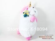 "16"" 40cm Despicable Me Unicorn Plush Toy Minions Soft Stuffed Animal Plush Toys Dolls Anpt190"