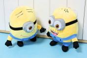 Despicable Me 3d Minions Plush Toy Cute Soft Stuffed Animal 18cm
