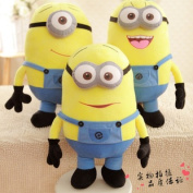 Despicable Me Minions Plush Toy 3d Eye Jorge Stewart Dave Baby Soft Toys 25cm Kids Gift